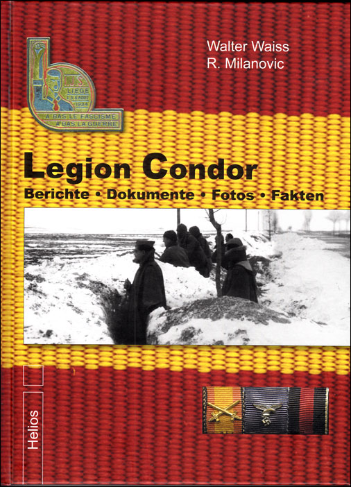 Waiss: Legion Condor Band 3
